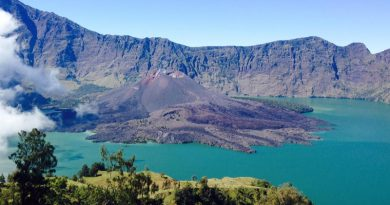 Summit Rinjani 4 days