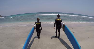 Fun Surf Lesson Semiprivate